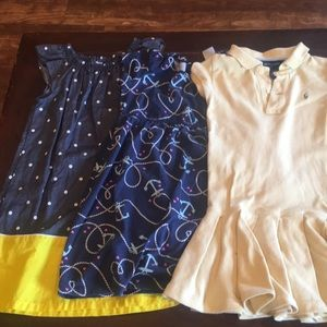 Other - Lot of three dresses size 5